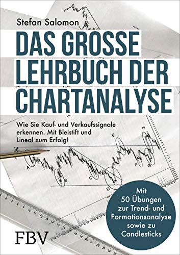Das große Lehrbuch der Chartanalyse: Wie Sie Kauf- und Verkaufssignale erkennen. Mit Bleistift und Lineal zum Erfolg!