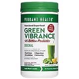 Vibrant Health, Green Vibrance, Plant-Based Superfood...