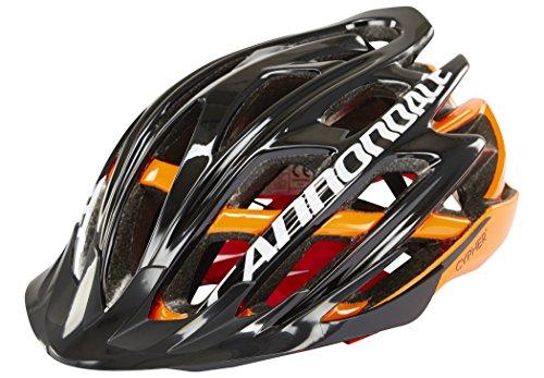 Cannondale Cypher MTB Helmet Black/Orange Kopfumfang 58-62 cm 2017 mountainbike helm downhill