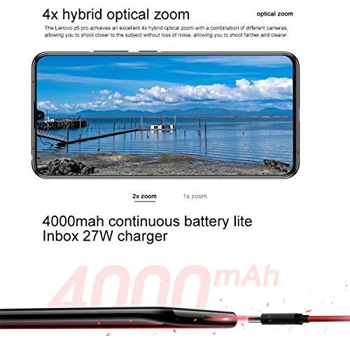 Lenovo Z6 Pro SDM855 - Cámara Trasera para Ordenador (8 GB+128 GB ...
