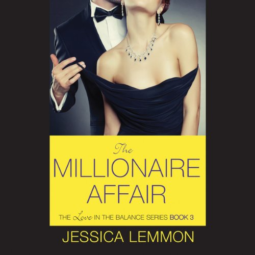 The Millionaire Affair audiobook cover art