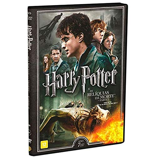 Harry Potter E As Reliquias Da Morte P2 [DVD]