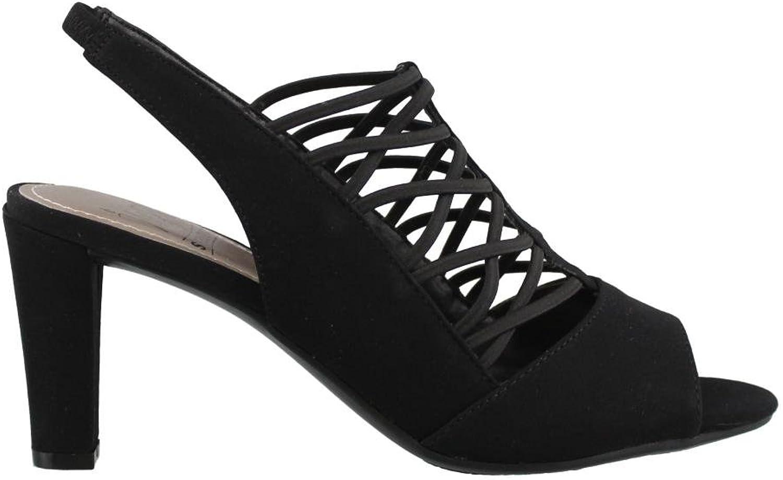 Women's Impo, Vadelia High Heel Sandal Black 10 M