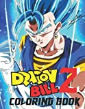 Dragon Ball Z Coloring Book: A Lot Of Cool Coloring Pages For Kids And Adults, Great Gift for Fans of Dragon Ball
