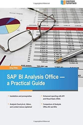 SAP Bi Analysis Office - A Practical Guide