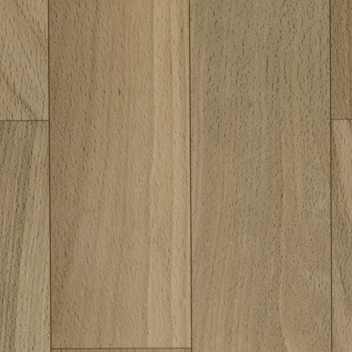 PVC Vinyl-Bodenbelag Schiffsboden Buche Sand   CV PVC-Belag in der Breite 500 cm & 500 cm Länge   5 Meter breiter CV-Boden wird in benötigter Größe als Meterware geliefert   rutschhemmend