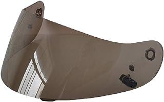 Zwbfu Capacete de proteção contra vento anti-riscos anti-riscos para motocicleta Substituição da viseira de lente para cap...