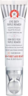 First Aid Beauty Eye Duty Triple Remedy, Fair/Medium, 0.34 oz