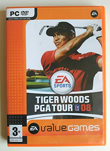 Electronic Arts Tiger Woods pga tour 08, PC