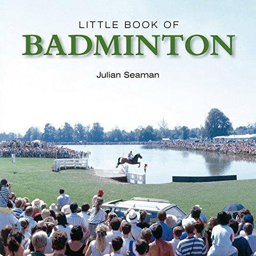 Little Book of Badminton (Little Books) (English Edition)