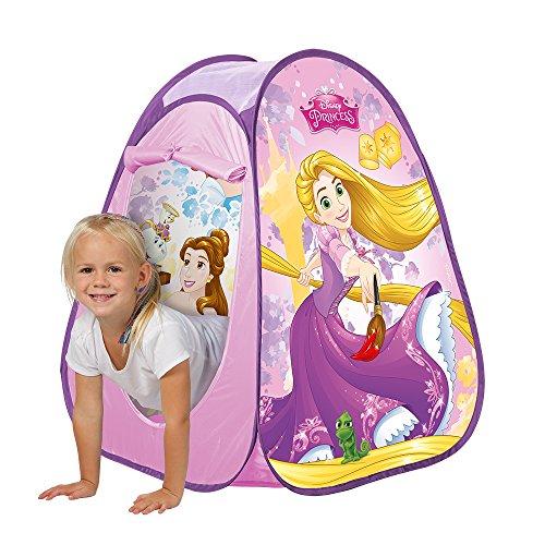 Disney Princess Tente de Jeu Pop Up Princesse, 73144, Rose