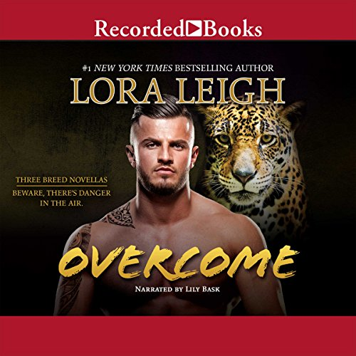 Overcome audiobook cover art