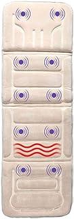 Shiatsu Cojín de Masaje Asiento Silla de masaje Shiatsu, Masajeador de espalda, Masaje corporal, Cuidado geriátrico, para Office Car Home
