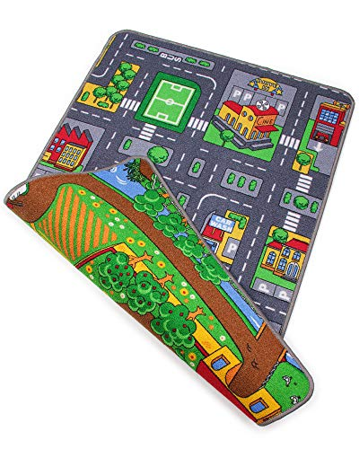 UNKNOWN Paradiso Toys 80 x 120cm Duoplay Carpet