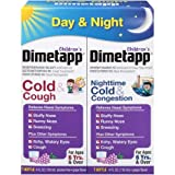 Children's Dimetapp Nighttime Cold & Cough Congestion (Pack of 6)
