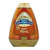 Granja San Francisco - Miel de Milflores - 0% Goteo - 425 g - [pack de 5]