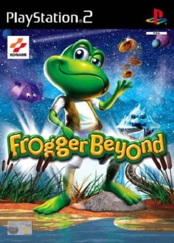 Frogger Beyond PS2