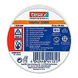 Tesa 53988-00141-00 53988-00141-00-Cinta Aislante Homologada Serie 53988-25m x 25mm Blanco