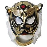 【プロレス マスク】猛虎 タイガーマスク 応援用マスク byアレナメヒコ ルチャリブレ プロレス