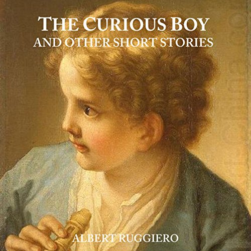 The Curious Boy cover art