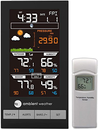 10 Best Ambient Weather Weather Station Wirelesses