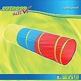 Outdoor active Spieltunnel in 3 Farben