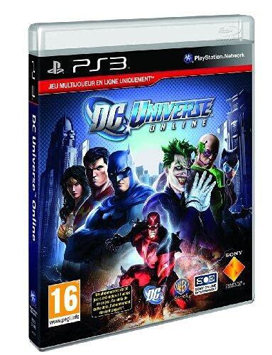 DC Universe Online PS3 [Importación francesa]