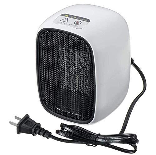 Termoventilador Pequeños electrodomésticos Calefacción auxiliar del ventilador eléctrico, calentador nórdica, With500w Mini y el calentador de cerámica, Personal de Energía Calentador eficiente, Perso