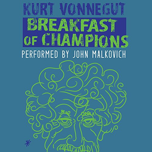 Page de couverture de Breakfast of Champions