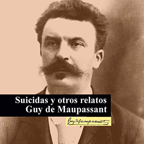 『Suicidas y otros relatos [Suicides and Other Stories]』のカバーアート