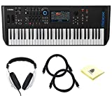 The MODX6 is the 61-key model in the company's next-generation MODX series of affordable, high-performance synthesizers. Packing powerful technologies ported from Yamaha's flagship Montage series, the MODX range features numerous state-of-the-art upg...