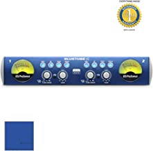PreSonus BlueTube DP v2 2-channel Microphone Preamplifier with 1 Year Free Extended Warranty