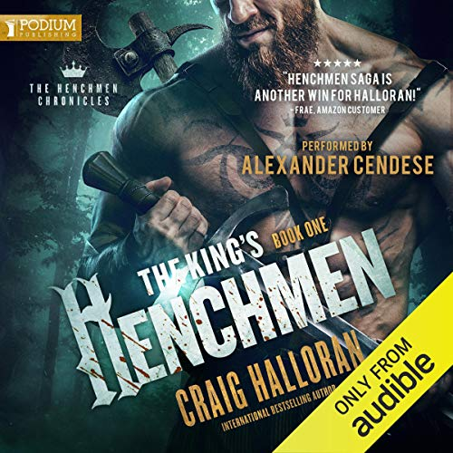 The King's Henchmen cover art