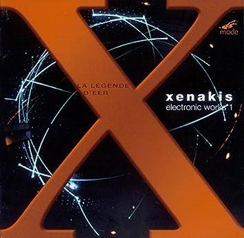 Iannis Xenakis, Vol. 5: Electronic Works 1