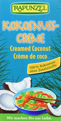 Rapunzel Kokosnuss-Creme Bio, 100 g