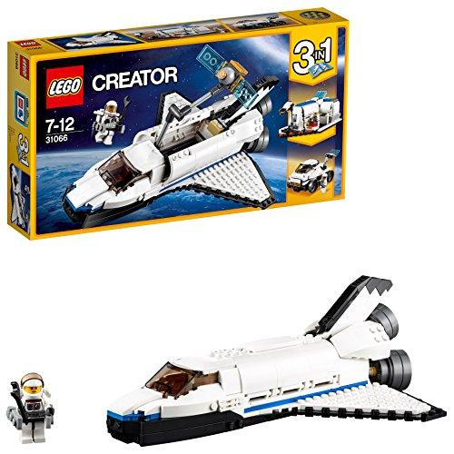 LEGO Creator - Lanzadera Espacial (31066)