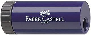 Faber-Castell PL183301 1 Hole Pencil Sharpener, Multicolour