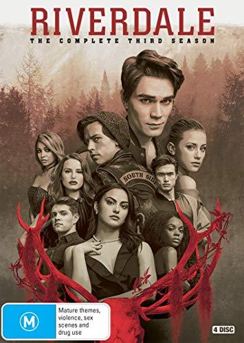Riverdale Season 3   NON USA Format   Region 4 Import - Australia