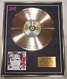 U2/EDITION LIMITEE/CADRE DISQUE D'OR CD ET VINYLE/'War'/(U2)