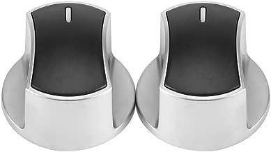 2pcs Botones Universal de cocina de gas estufa accesorio Interruptor Horno