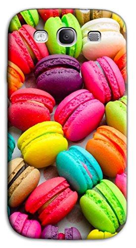 Mixroom - Cover Custodia Case in TPU Silicone Morbida per Samsung Galaxy S3 Neo i9301 i9300 M582 Macarones Colorati