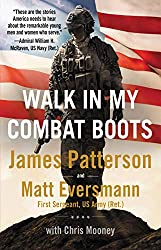 James Patterson's New Releases 2021-Walk In My Combat Boots