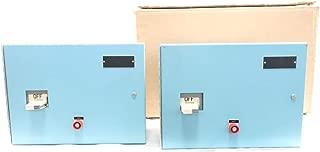 Box of 2 NELSON ELECTRICAL BB-432X2-A-JF MCC Starter Bucket 120V-AC