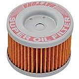 デイトナ バイク用 オイルフィルター 内蔵式 ホンダ カワサキ系 レブル250(MC49) KLX250 等 67934