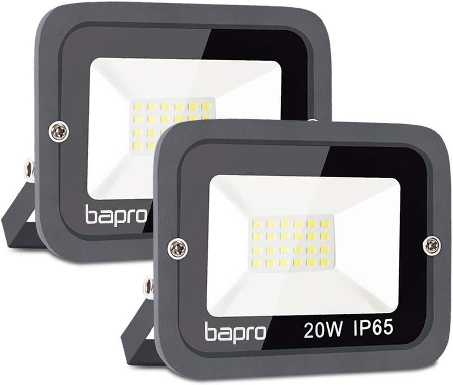 2 Superlatite Pack 20W LED Sale price Flood Light Bright Outdoor Lig 2000LM Work Super