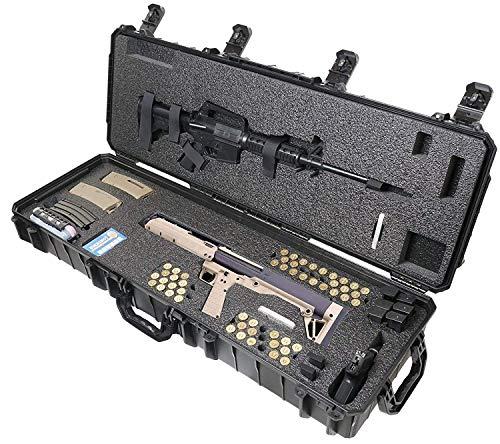 Case Club KSG/DP-12 & AR Pre-Cut Waterproof Case with...