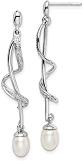 Rhodium Garnet and Diamond Heart Ring Mia Diamonds 925 Sterling Silver Solid 0.01cttw