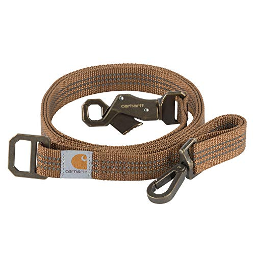 Carhartt Tradesman Leash | Carhartt Brown | 6'x3/4' | Small