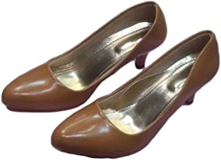 SANDAL HOUSE Articles 1179 tan Heel Bellies for Girl