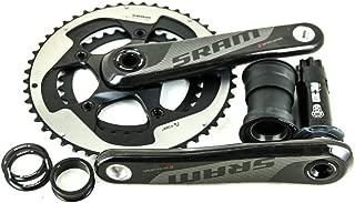 SRAM S-952 11 Speed Carbon 50/34T BB30/PF30 + BB Road Bike Crankset 170mm New